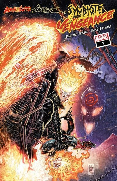 Comic completo Absolute Carnage: Symbiote Of Vengeance