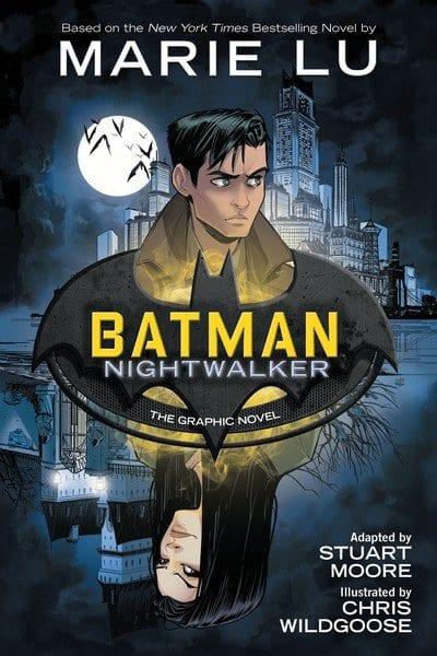 Comic completo Batman Nightwalker