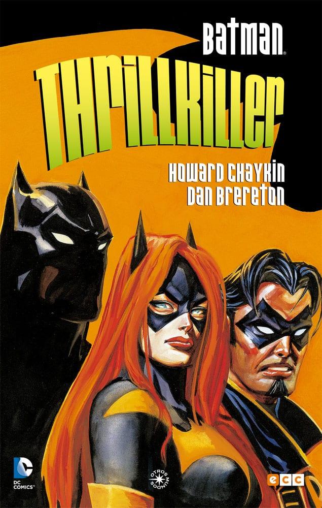 Descargar Batman Thrillkiller comic