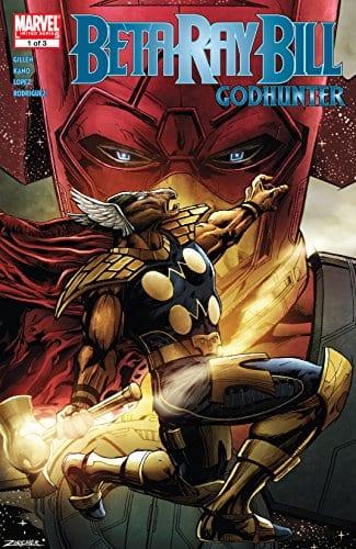 Comic completo Beta Ray Bill: Godhunter