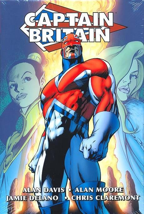 Comic completo Captain Britain: Omnibus