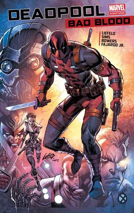 Comic completo Deadpool: Bad Blood