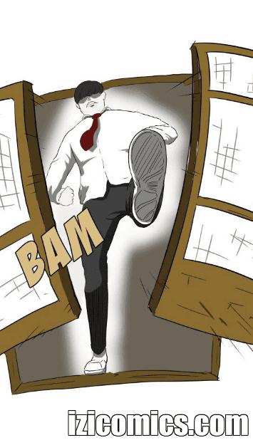 Comic completo El chico de la pelota