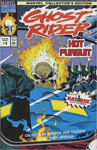 Comic completo Ghost Rider Hot Pursuit