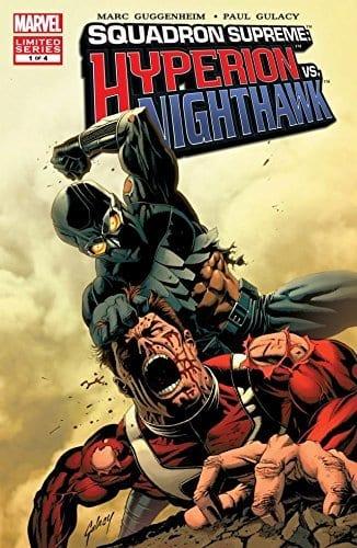 Comic completo Squadron Supreme Hyperion vs Nighthawk