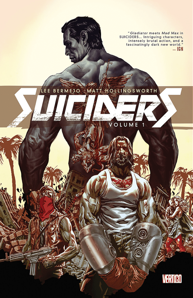 Descargar Suiciders Volumen 1 comic
