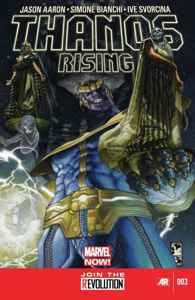 Comic completo Thanos: Rising