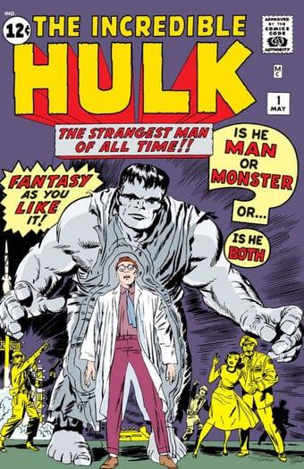 Comic completo The Incredible Hulk Volumen 1