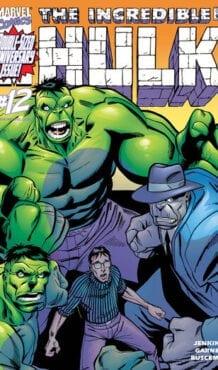 Comic completo The Incredible Hulk Volumen 2