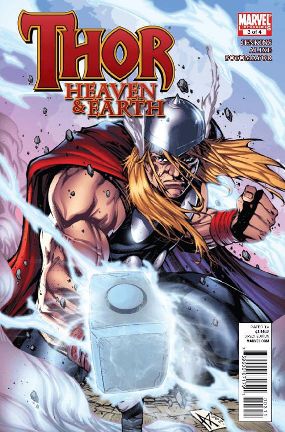 Comic completo Thor: Heaven Hearth