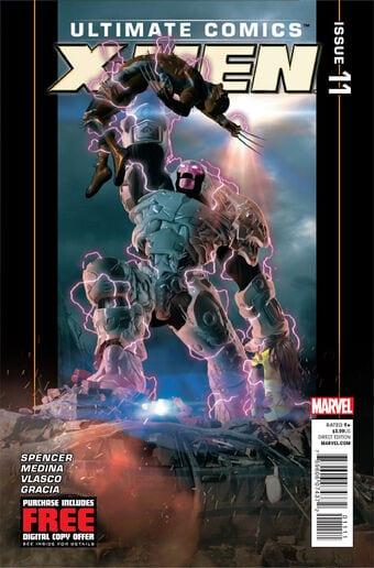 Comic completo Ultimate Comics X-Men Volumen 3