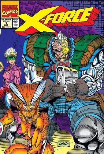 Comic completo X-Force volumen 1