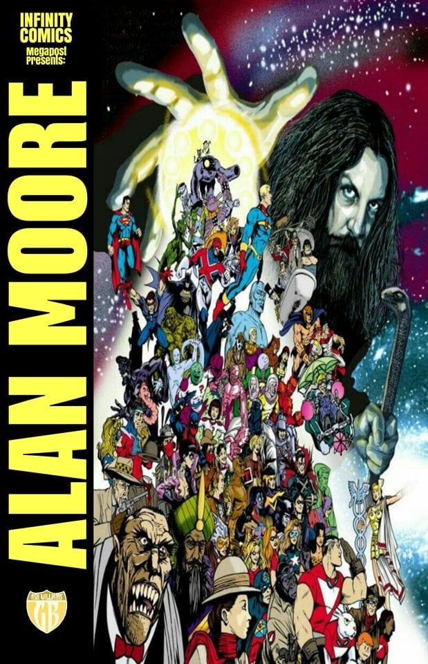 Comic completo ALAN MOORE