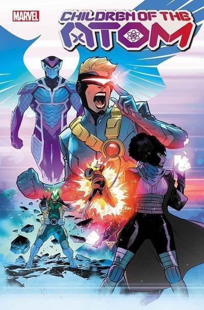 Comic completo Children Of The Atom