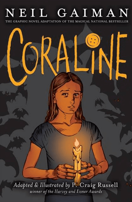 Comic completo Coraline: The Graphic Novel