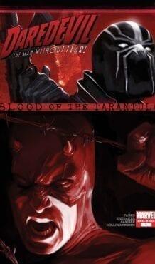 Comic completo Daredevil: Blood of the Tarantula