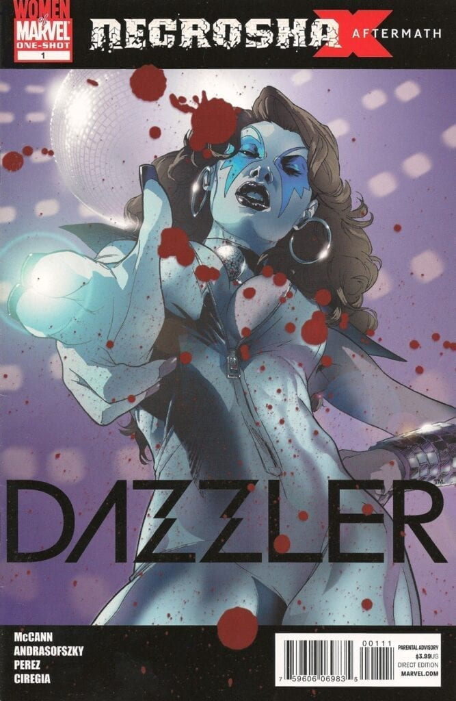 Comic completo Dazzler Volumen 2