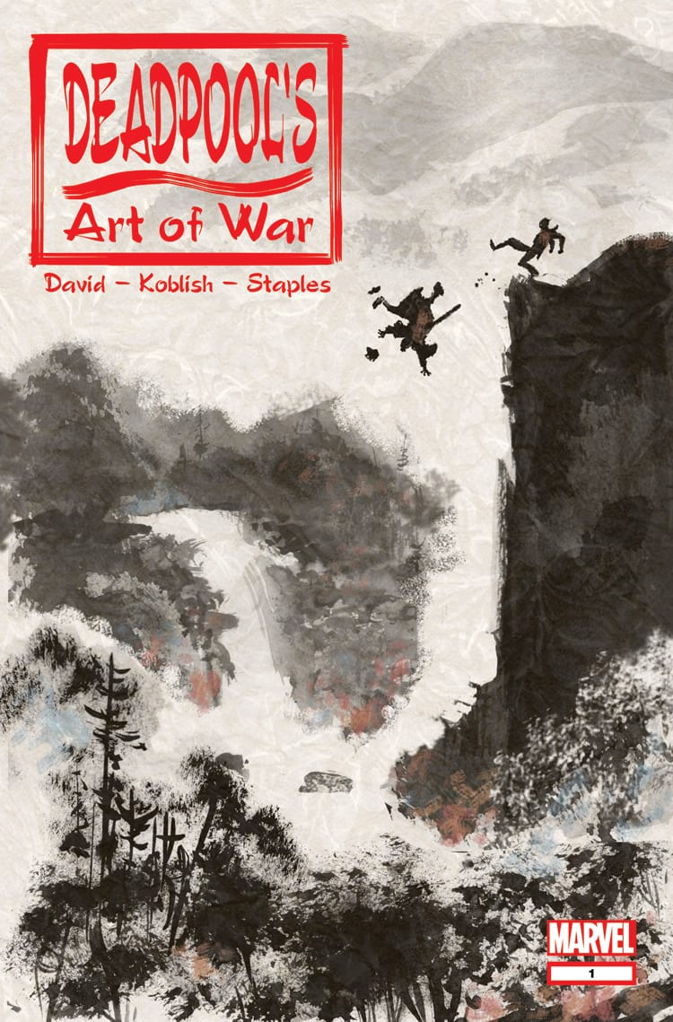 Descargar Deadpools Art Of War comic