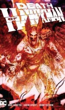 Comic completo Death Of Hawkman