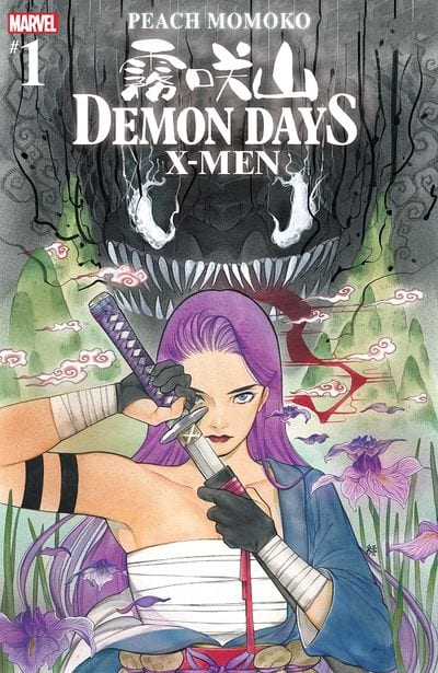 Comic completo Demon Days X-Men