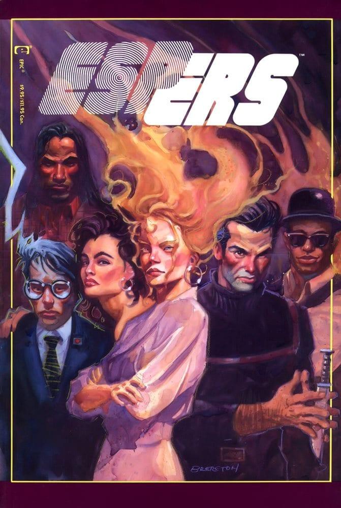 Comic completo Espers