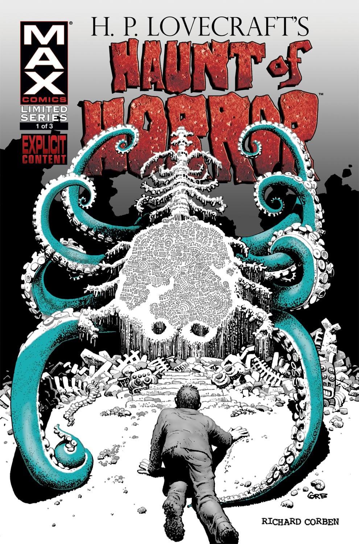 Comic completo Haunt of Horror