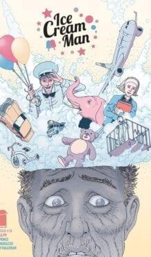 Comic completo Ice Cream Man
