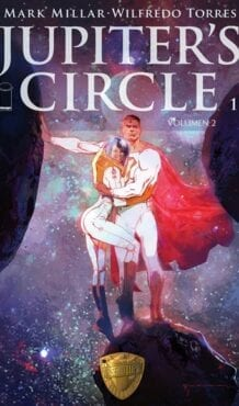 Comic completo Jupiter's Circle Volumen 2