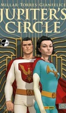 Comic completo Jupiter's Circle Volumen 1