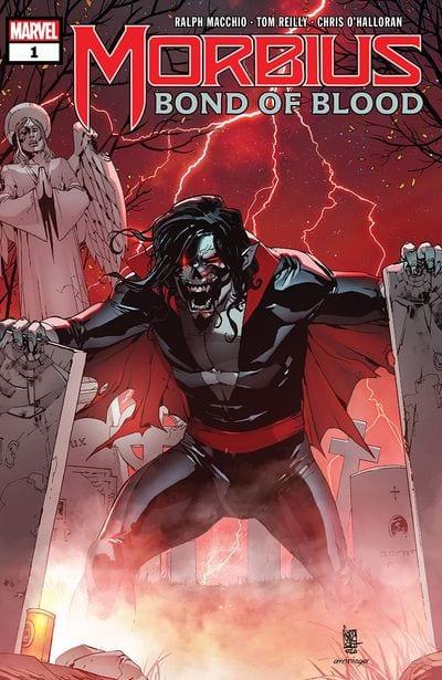 Comic completo Morbius: Bond Of Blood