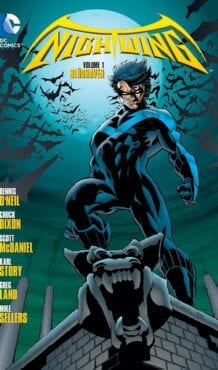 Comic completo Nightwing Volumen 1