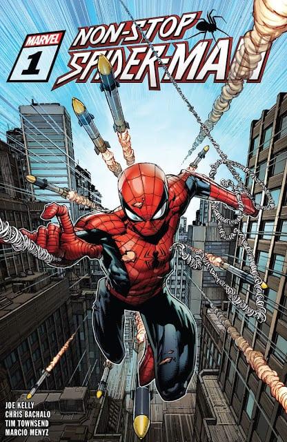 Comic completo Non-Stop Spider-Man