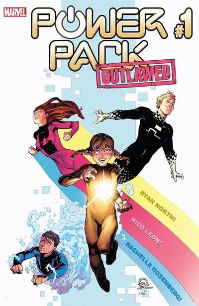Comic completo Power Pack Volumen 4