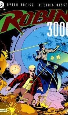 Comic completo Robin 3000