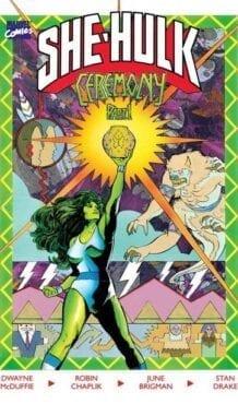Comic completo She-Hulk: Ceremony