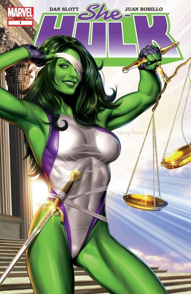 Comic completo She-Hulk Volumen 2