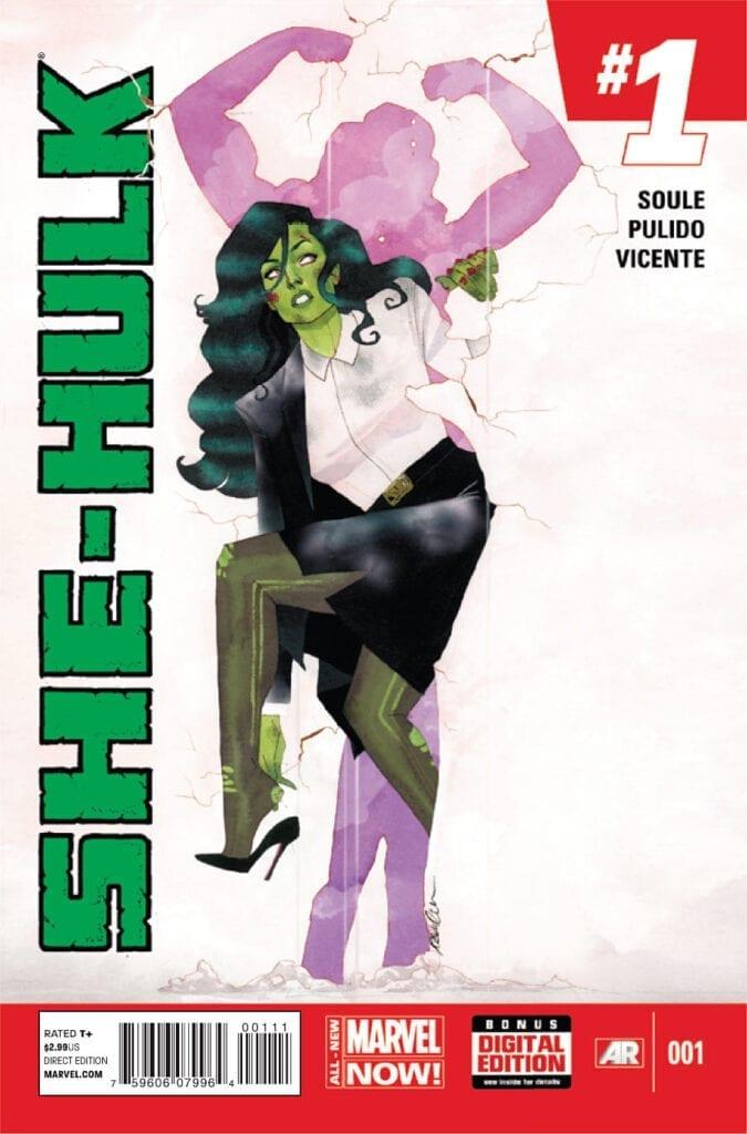 Comic completo She-Hulk Volumen 3