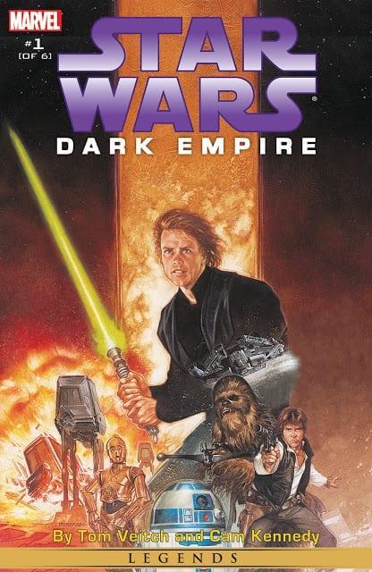 Comic completo Star Wars: Dark Empire