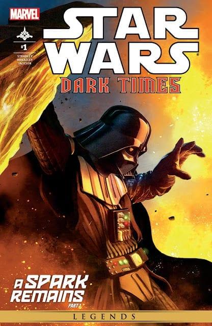 Comic completo Star Wars: Dark Times
