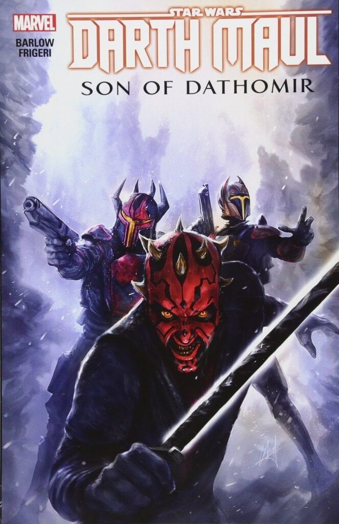 Comic completo Star Wars: Darth Maul - Son Of Dathomir
