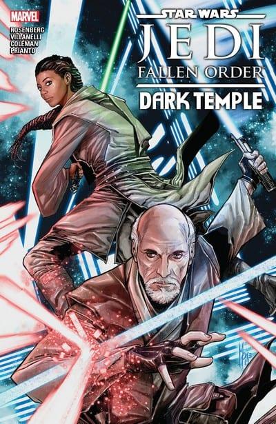 Comic completo Star Wars: Jedi Fallen Order - Dark Temple