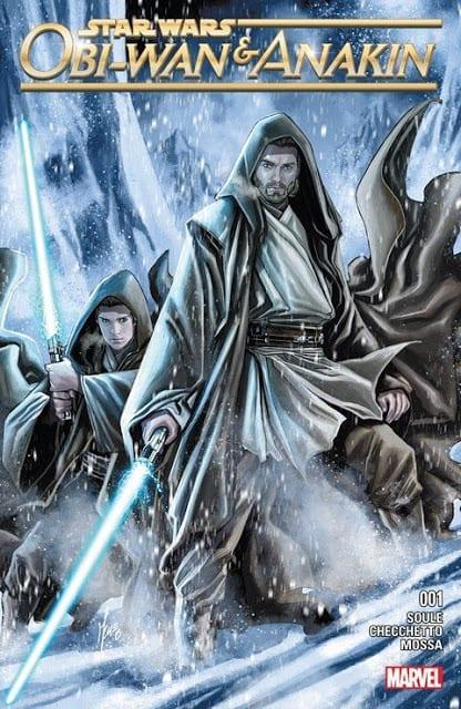 Comic completo Star Wars: Obi-Wan & Anakin