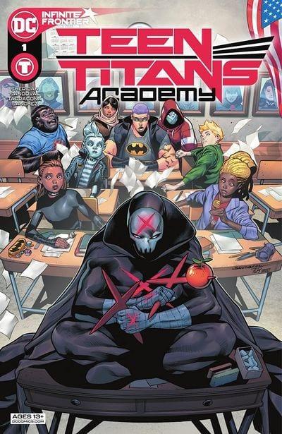 Comic completo Teen Titans Academy Volumen 1