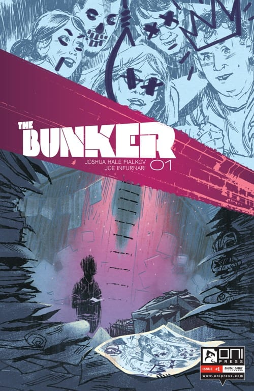 Comic completo The Bunker