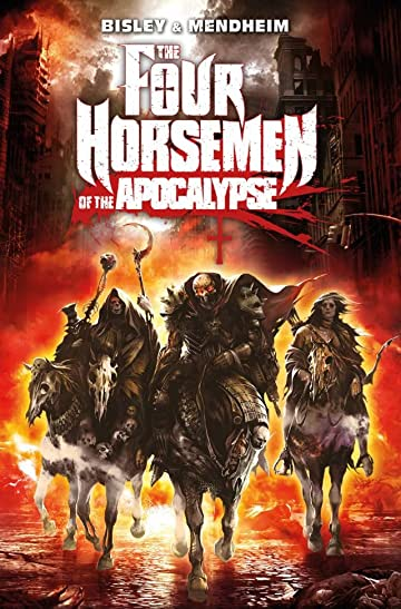 Comic completo The Four Horsemen of the Apocalypse