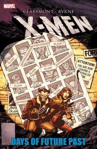 Comic completo X-Men: Days of Future Past