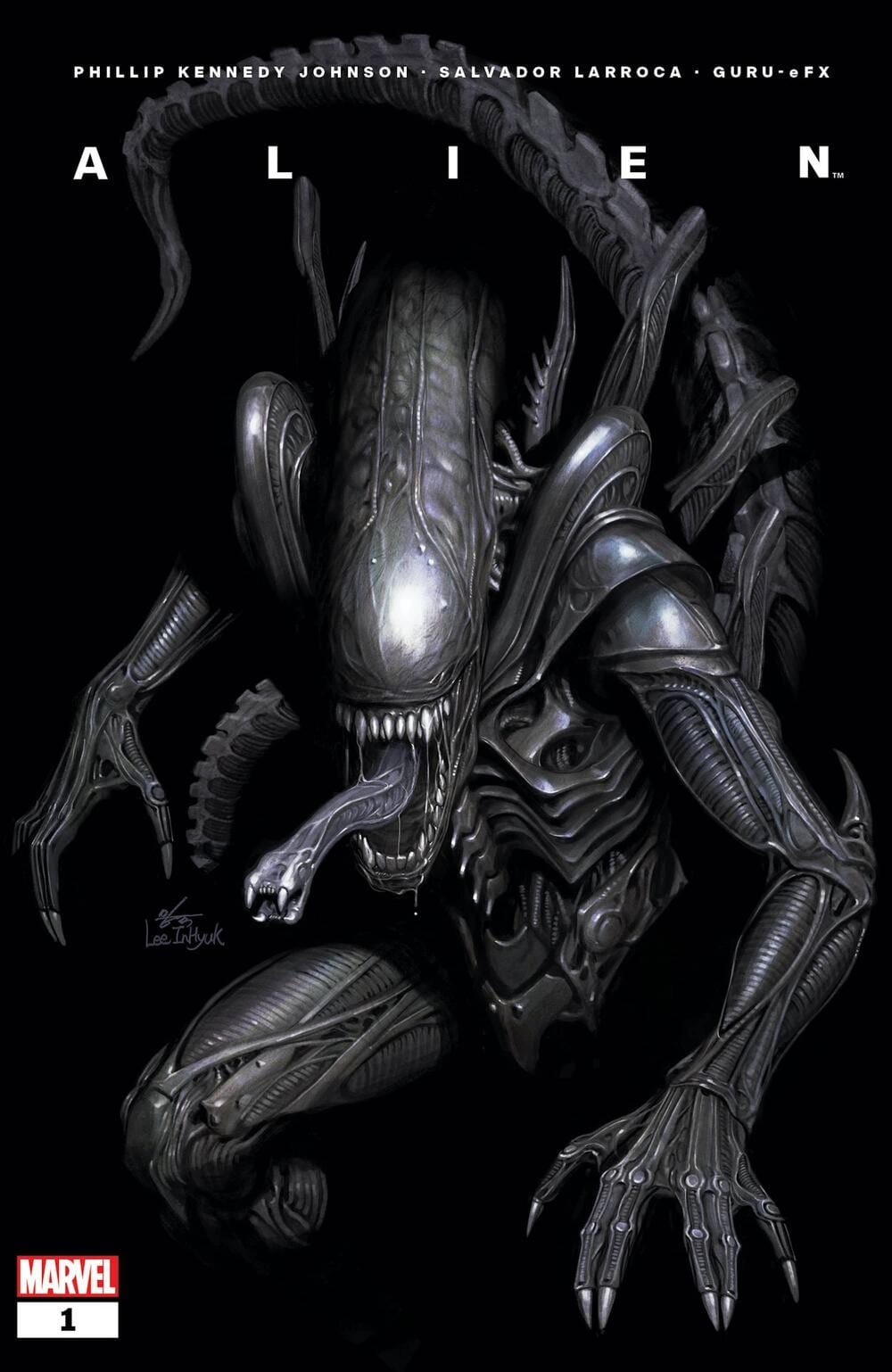 Comic completo Alien