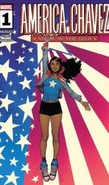 Comic completo America Chavez Made In The USA