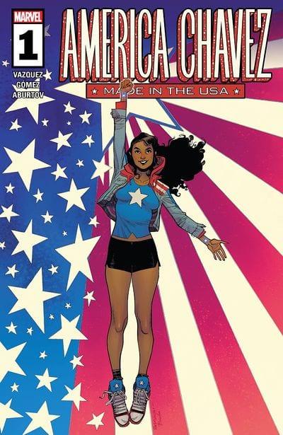 Descargar America Chavez Made In The USA comic