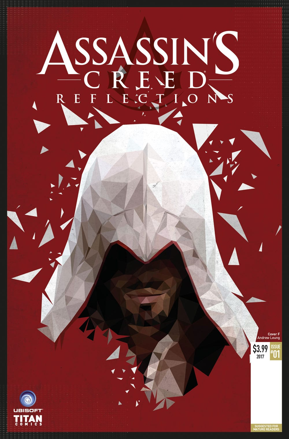 Comic completo Assassin's Creed: Reflections